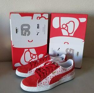 1de4e7a546ba Puma Hello Kitty Shoes - PUMA X HELLO KITTY ONLY SZ 8.5 LEFT